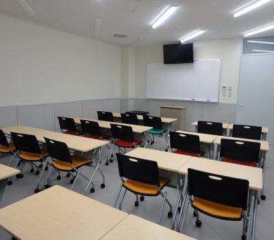 一般教室內部