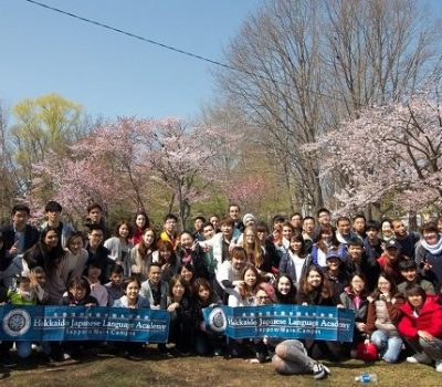 賞櫻花體驗