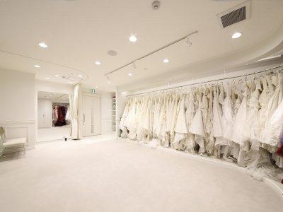 結婚禮服室