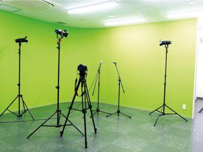 動畫拍攝室