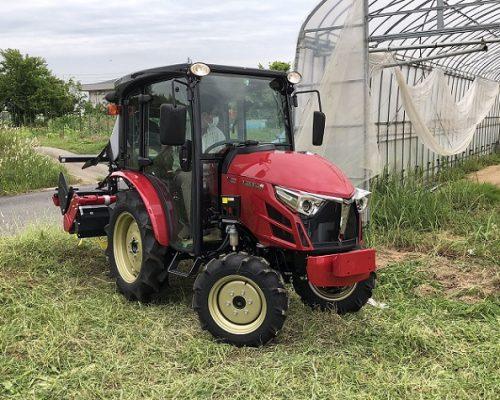 農業牽引機