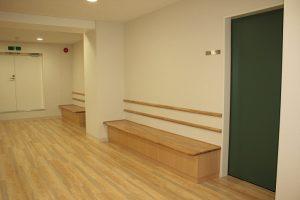 2F教室走廊