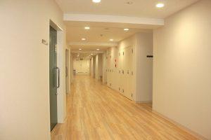3F教室走廊