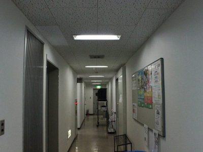 教室外走廊