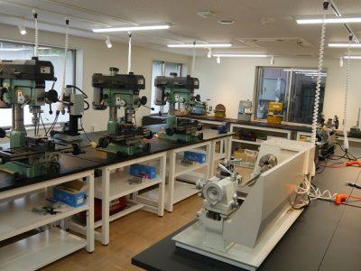 機械製作教室